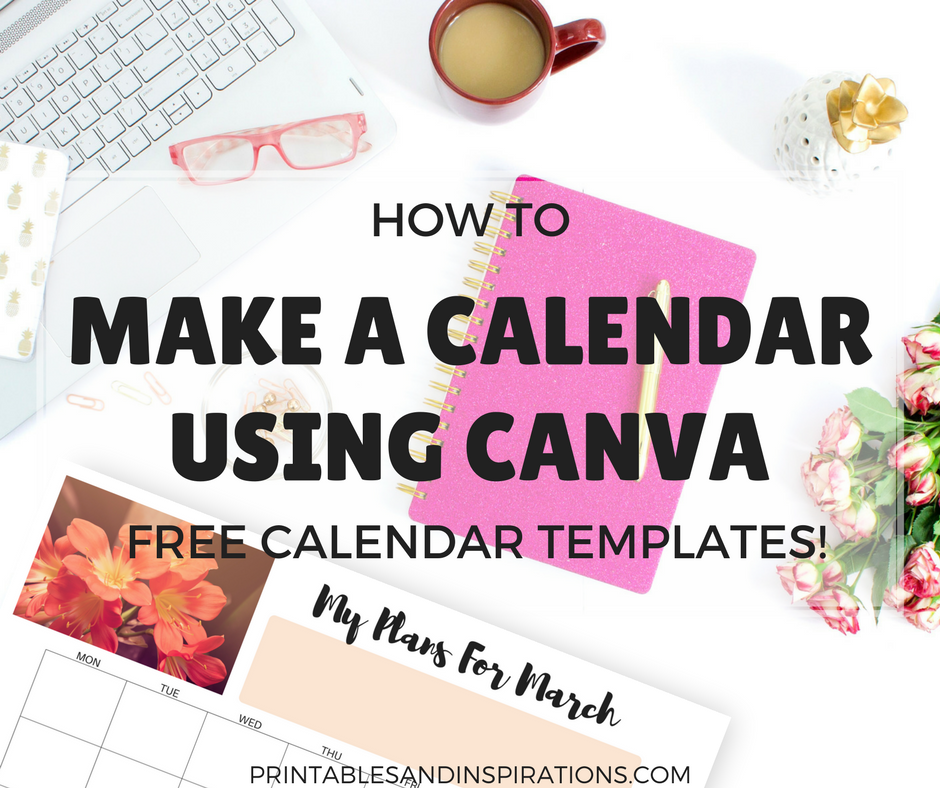 graphic relating to How to Create a Printable referred to as How In the direction of Deliver A Calendar Or Planner Having Canva - Printables