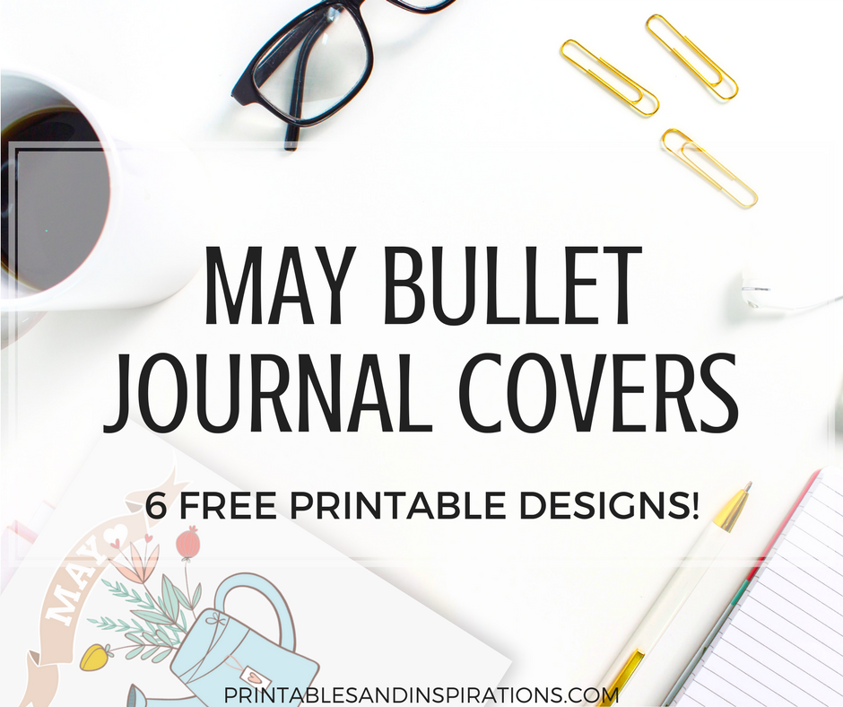 May bullet journal cover page ideas, bullet journal ideas, ideas for May bullet journal, bullet journal theme, bujo ideas, bujo inspiration, bujo theme for May